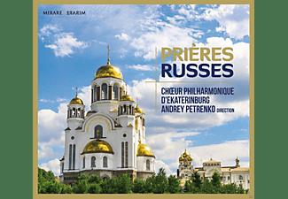 Choeur Philharmonique Dekaterinburg - Prieres Russes  - (CD)