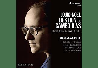 Louis Noel Bestion De Camboulas, Eugenie Lefebvre, Etienne Bazola, Adrien La Marca, Lucie Berthomier - Louis-Noel Bestion De Camboulas Sol  - (CD)