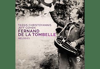 Tassis Christoyannis, Jeff Cohen - Lieder  - (CD)