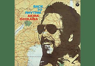 Akira Ishikawa - BACK TO RHYTHM  - (Vinyl)