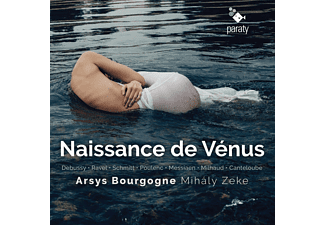 Arsys Bourgogne - Naissance De Venus  - (CD)