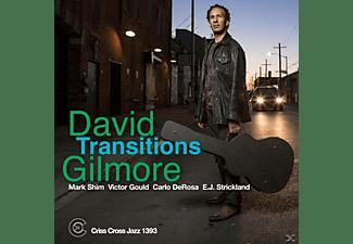David Gilmore - The Time Verses  - (CD)