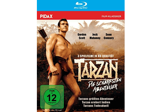 Tarzan - Die schärfsten Abenteuer Blu-ray