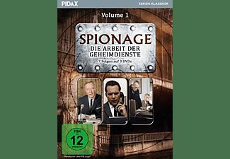Spionage - Die Arbeit der Geheimdienste Vol. 1 DVD