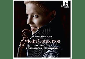 Isabelle Faust, Il Giardino Armonico - Violinkonzerte  - (CD)