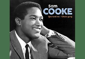 Sam Cooke - Sam Cooke-La Voix Des Geants  - (CD)