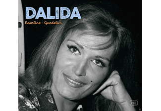 Dalida - Dalida-La Voix Des Geants  - (CD)