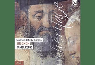 Daniel Reuss, Akademie Für Alte Musik Berlin, Rias Kammerchor - Solomon  - (CD)