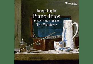 Trio Wanderer - Klaviertrios  - (CD)