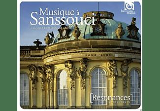 VARIOUS - Musique A Sanssouci  - (CD)