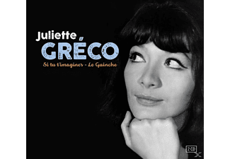 Greco Juliette - Si Tu T'imagines  - (CD)