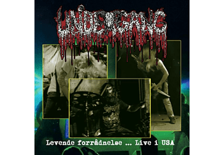 Undergäng - Levende forradnelse...Live i USA  - (Vinyl)