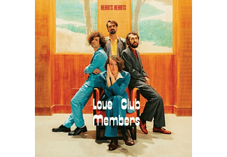 Hearts Hearts - Love Club Members  - (Vinyl)