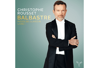 Christophe Rousset, Gilone Gaubert-Jaques - Balbastre-Musik Für Cembalo 1  - (CD)