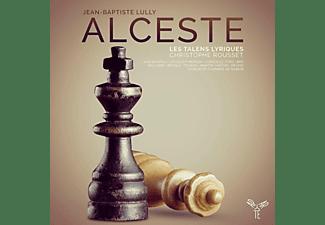 Choeur De Chambre De Namur, Les Talens Lyriques - Alceste  - (CD)