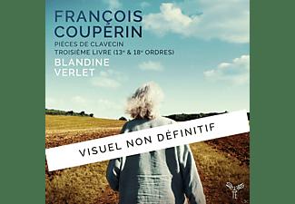 Blandine Verlet - Stücke Für Cembalo  - (CD)