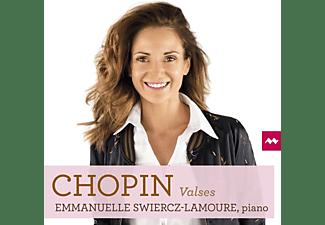 Emmanuelle Swiercz-lamoure - Valses  - (CD)