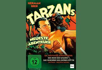 Tarzans neueste Abenteuer DVD