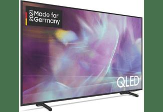 SAMSUNG GQ75Q60A QLED TV (Flat, 75 Zoll / 189 cm, UHD 4K, SMART TV, Tizen)