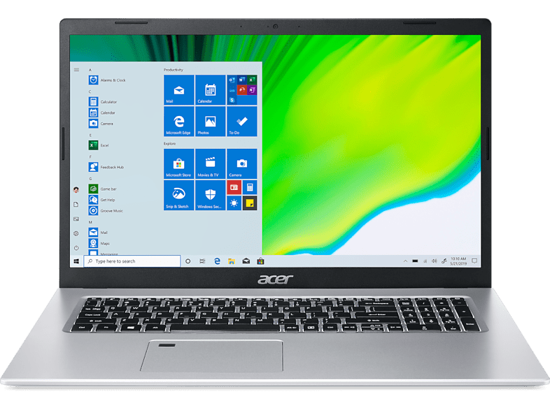 ACER Laptop Aspire 5 A517-52-70A2 Intel Core i7-1165G7 (NX.A5CEH.007)