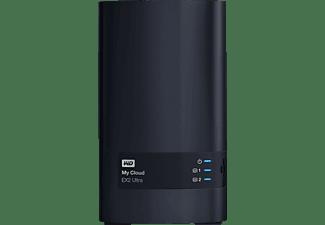 WD My Cloud™ EX2 Ultra NAS Speicher NAS 3,5 Zoll Anzahl Festplattenschächte: 2 Anthrazit}