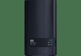 WD My Cloud™ EX2 Ultra NAS Speicher 12 TB 3,5 Zoll extern