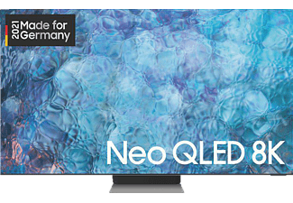 SAMSUNG GQ65QN900A QLED TV (Flat, 65 Zoll / 165,1 cm, UHD 8K, SMART TV)