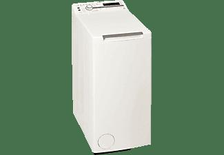 Lavadora carga superior - Whirlpool TDLR 7220SS, 7kg, 1200rpm, 13 programas, FreshCare, 6th Sense, Blanco