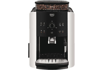 Cafetera superautomática - Krups Espresseria Arabica Quattro Force EA8118, 1450W, 15 bares