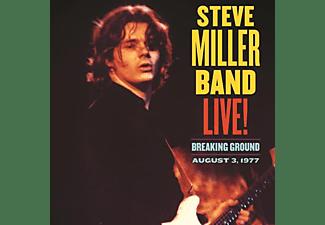 Steve Miller Band - Live! Breaking Ground August 3,1977 (LP)  - (Vinyl)