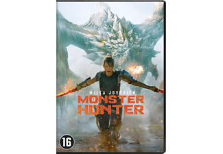 Monster Hunter - DVD