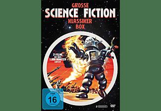 Große Science Fiction Klassiker Box DVD