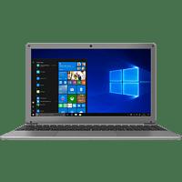 PEAQ Notebook Classic C150-7K8512DV, Notebook mit 15,6 Zoll Display, Intel® Core™ i7 Prozessor, 8 GB RAM, 512 GB SSD, Intel® Iris® Plus Grafik 640, Grau