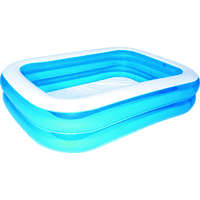 BESTWAY Pool 2ring Family 211x132x46cm