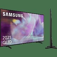 "TV QLED 65"" - Samsung QE65Q60AAUXXC, UHD 4K, Smart TV, HDR10+, Tizen, Motion Xcelerator, Control de voz, Negro"