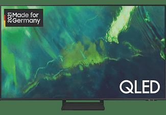 SAMSUNG GQ85Q70A QLED TV (Flat, 85 Zoll / 214 cm, UHD 4K, SMART TV, Tizen)