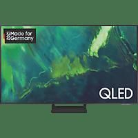 SAMSUNG GQ55Q70A QLED TV (Flat, 55 Zoll / 138 cm, UHD 4K, SMART TV, Tizen)