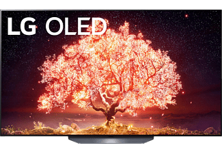LG OLED65B19LA OLED TV (Flat, 65 Zoll / 164 cm, UHD 4K, SMART TV, webOS 6.0 mit LG ThinQ)