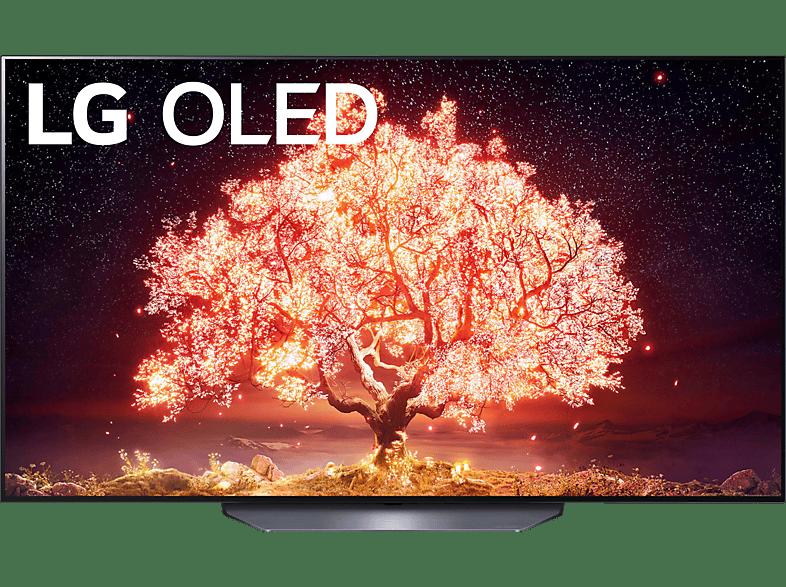 Abbildung LG OLED77B19LA OLED TV (Flat, 77 Zoll / 195 cm, UHD 4K, SMART TV, webOS 6.0 mit ThinQ)