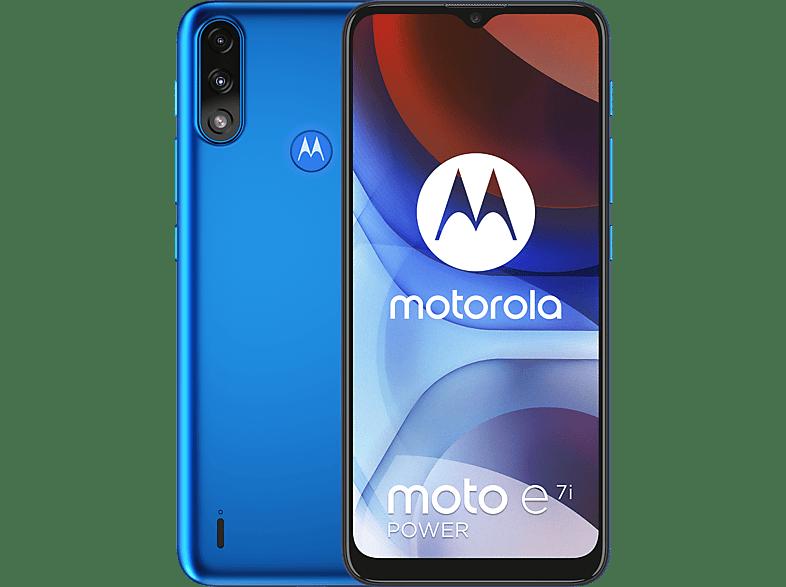 MOTOROLA Smartphone Moto E7i Power Tahiti Blue (PAN70001SE)
