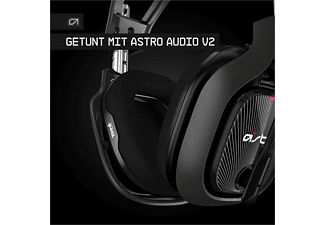ASTRO GAMING A40 TR + MixAmp Pro TR for Xbox One, Xbox X|S & PC, Over-ear Gaming Headset Schwarz