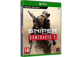 Xbox Series X Sniper Ghost Warrior Contracts 2