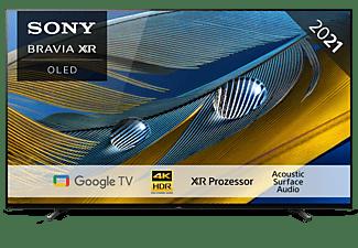 SONY XR- 55A80J Fernseher 55 Zoll OLED Google TV