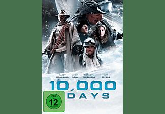 10.000 Days DVD