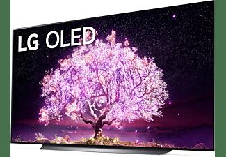 LG OLED83C17LA OLED TV (Flat, 83 Zoll / 210 cm, UHD 4K, SMART TV, webOS 6.0 mit LG ThinQ)