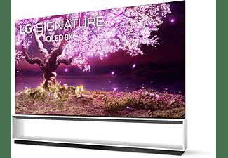 LG signature OLED88Z19LA OLED TV (Flat, 88 Zoll / 222 cm, UHD 8K, SMART TV, webOS 6.0 mit LG ThinQ)