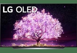LG OLED77C17LB OLED TV (Flat, 77 Zoll / 195 cm, UHD 4K, SMART TV, webOS 6.0 mit LG ThinQ)