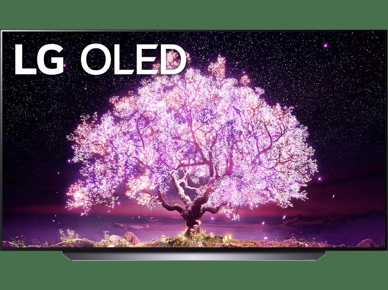 Abbildung LG OLED77C17LB OLED TV (Flat, 77 Zoll / 195 cm, UHD 4K, SMART TV, webOS 6.0 mit ThinQ)