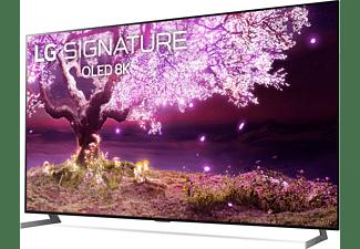 LG signature OLED77Z19LA OLED TV (Flat, 77 Zoll / 195 cm, UHD 8K, SMART TV, webOS 6.0 mit LG ThinQ)