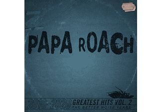 Papa Roach - Greatest Hits Vol.2 the Better Noise Years  - (CD)